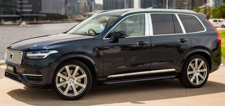 Volvo XC90 T8 Excellence T8 '18