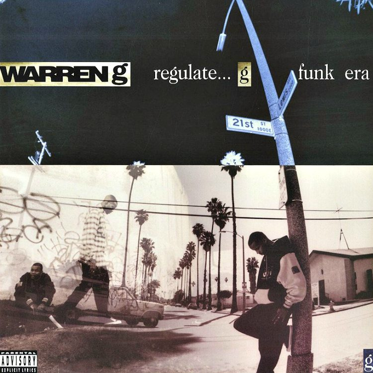 Warren G - G Funk Era '95