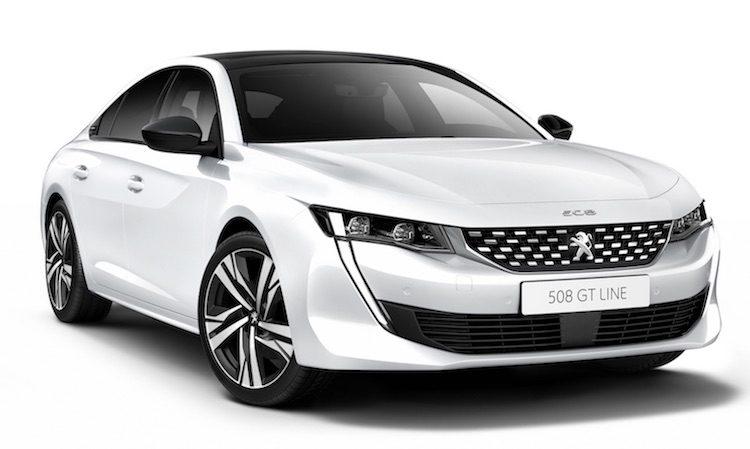 De nieuwe Peugeot 508 is officieel