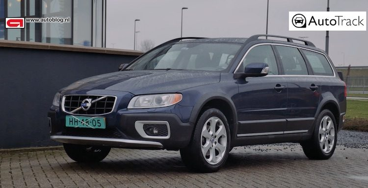 volvo xc70 p3 2007 2016 occasion video. Black Bedroom Furniture Sets. Home Design Ideas