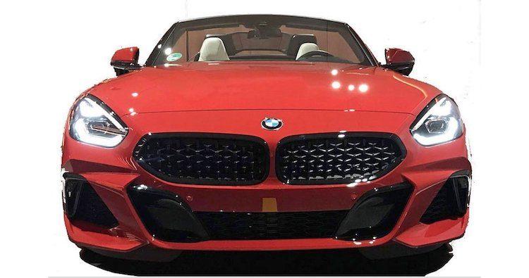 Gelekt: dit is de nieuwe BMW Z4!