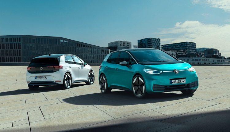 'Volkswagen kampt met softwareproblemen bij de ID.3