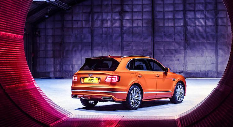 Bentley Bentayga Speed is s'werelds snelste SUV