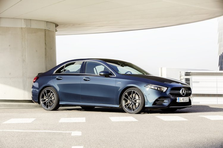 Officieel: Mercedes-AMG A 35 4MATIC Saloon
