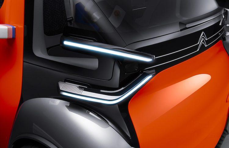 Citroën viert 100-jarig bestaan met gebaksdoos op wielen