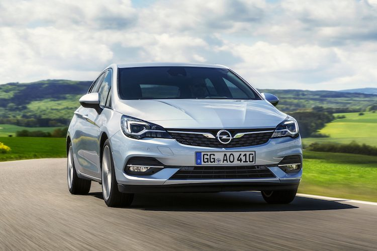 Opel facelift de Astra, dit is er anders