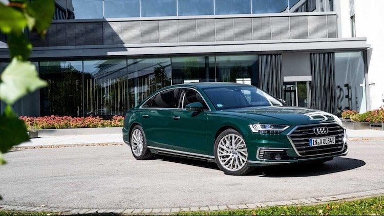 Nederlandse prijs Audi A8 met een stekker bekendgemaakt