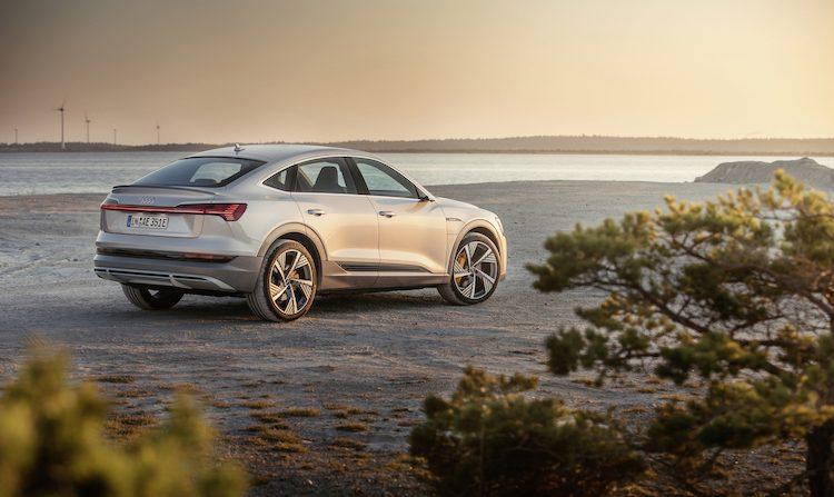 Officieel: De Audi e-tron krijgt coupé-broertje