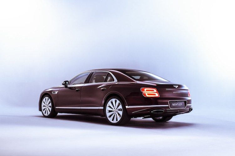 Officieel: de nieuwe Bentley Flying Spur is hier