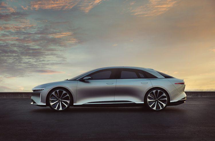 Premium elektrische sedan: wat er gaat komen