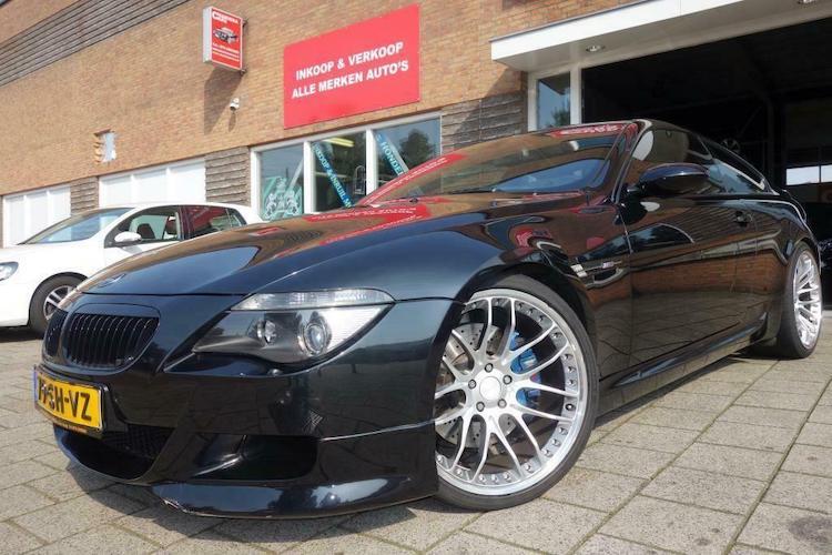 Durf jij? De goedkoopste BMW M6 van Nederland
