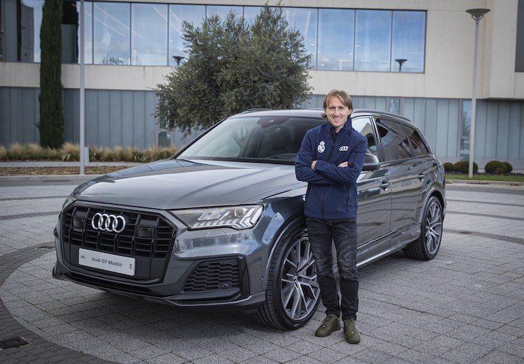 Real Madrid kiest voornamelijk SUV's boven RS-modellen