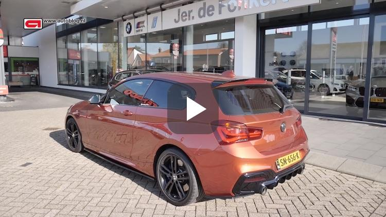 Mijn Auto: BMW M140i (457 pk) van Sjoerd