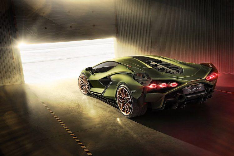 Officieel: Lamborghini Sián met 820 pk