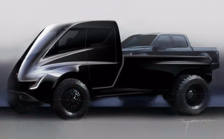 Nog even: de Tesla pickup is bijna hier!