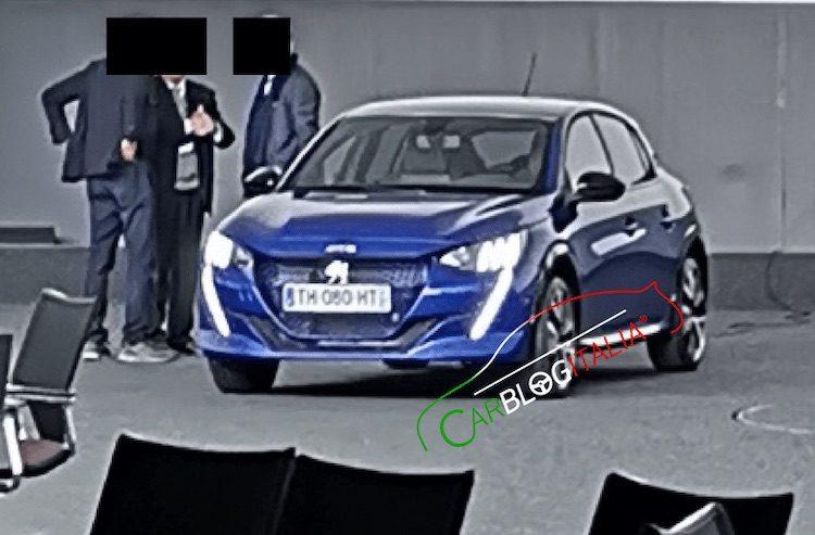 Gelekt: nieuwe Peugeot 208 krijgt 508-trekjes