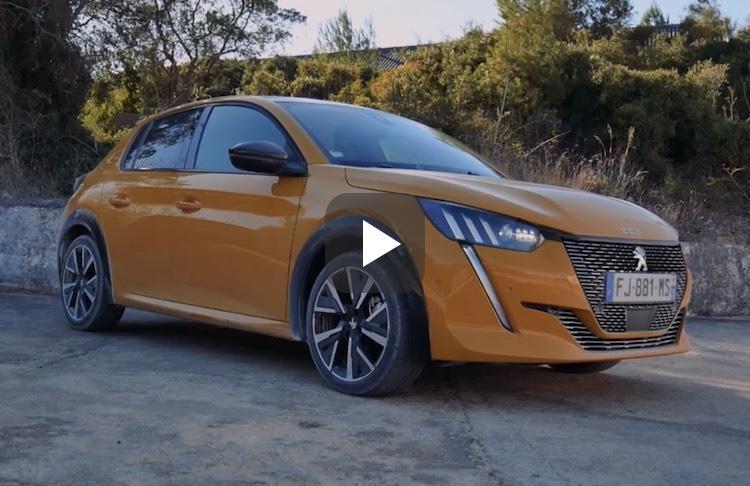 Autoblog video: Peugeot 208 (2019) rij-impressie