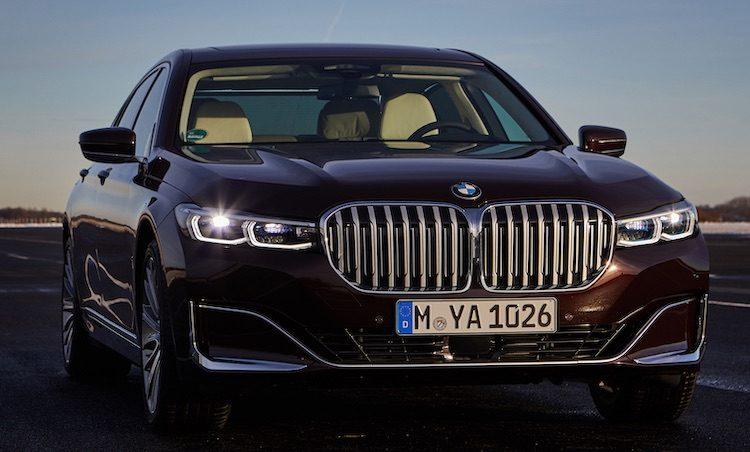 Dit is de nieuwe BMW 745Le (xDrive)