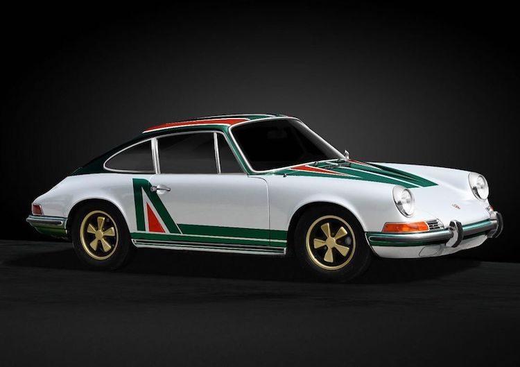 Waarom deze Porsche de iconische Alitalia racelivery krijgt