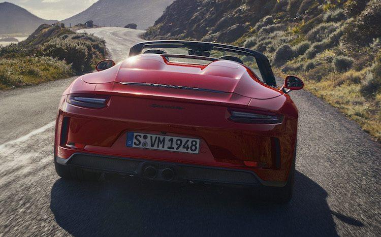 Joechei! Eindelijk is hier de Porsche 911 Speedster