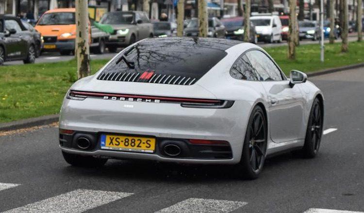 Warme broodjes: 15x Porsche 992 op Nederlands kenteken