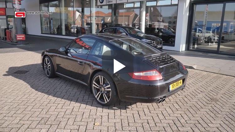 Mijn Auto: Porsche 911 Carrera S (997) van Robert