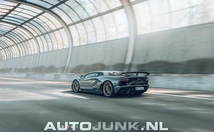 AJFVDM Lamborghini Aventador SV
