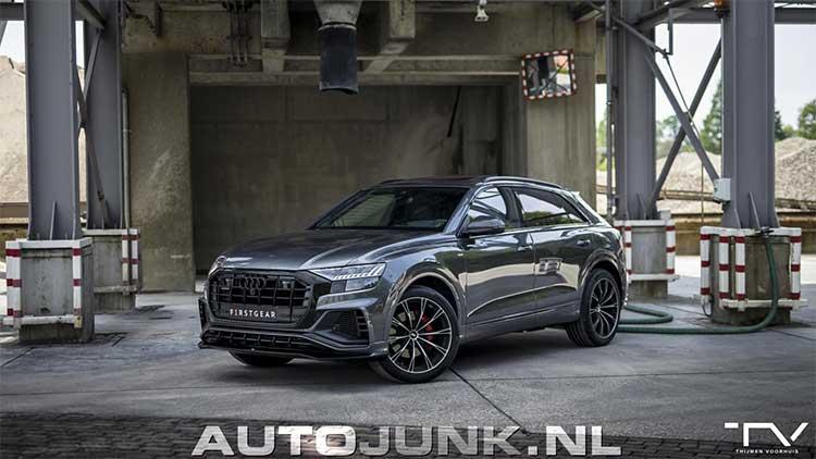 AJFVDM Audi Q8 ABT