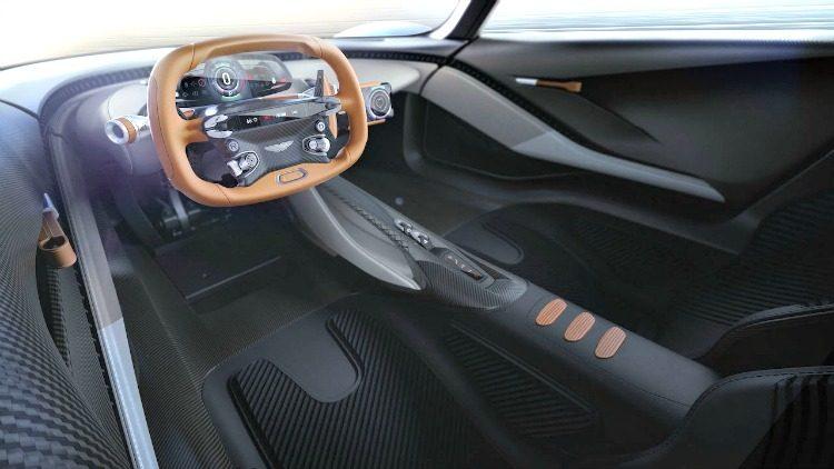 Aston Martin RB-003 '19