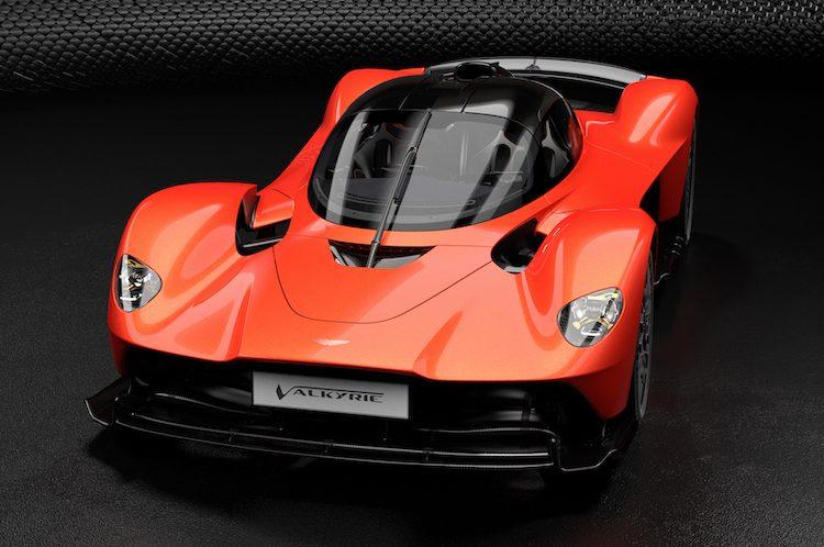 Officieel: de échte prestatiecijfers van de Aston Martin Valkyrie