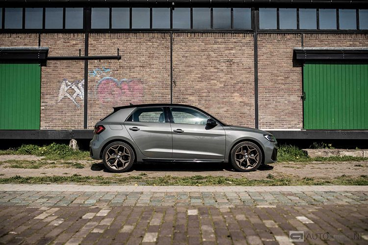 Audi A1 Sportback 2019 rijtest en video