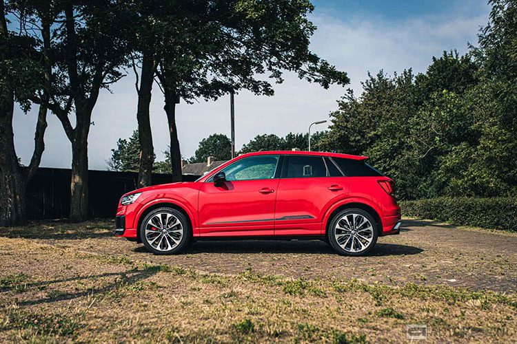 Audi SQ2 2019 rijtest en video