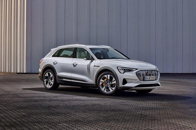 Audi wil snel verkopen, haalt meer e-trons naar Nederland