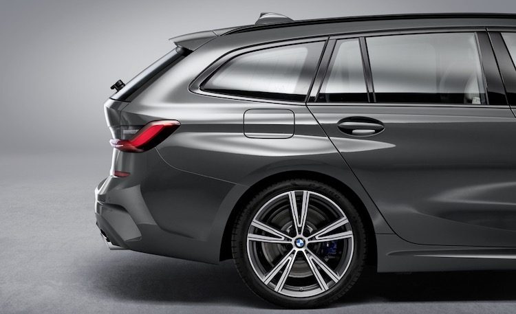 BMW 3 Serie Touring (G21) '19