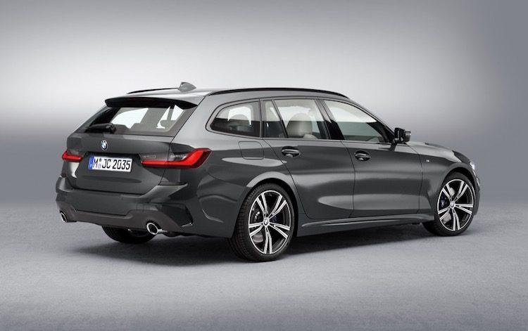 Hier, álle prijzen van de BMW 3 Serie Touring
