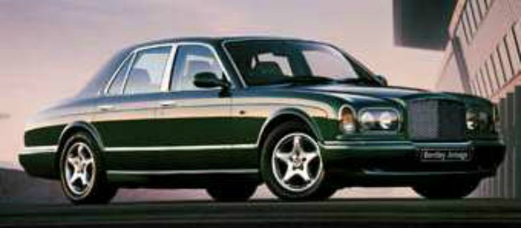 Bentley Arnage Green Label '02