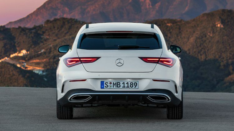 Mercedes-Benz CLA Shooting Brake (X118) '19
