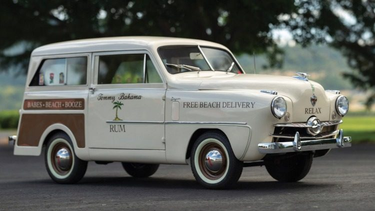 Crosley CD Super Station Wagon '51
