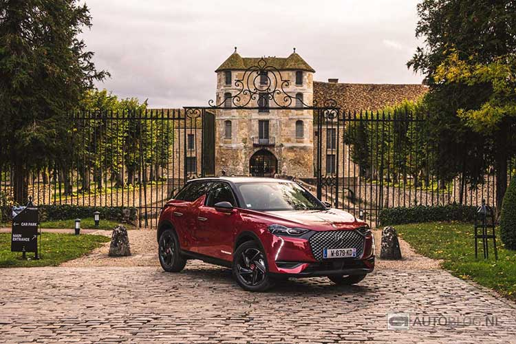DS 3 Crossback E-Tense rijtest en video