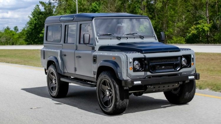 East Coast Defender Land Rover Defender 'Project Soho' '19