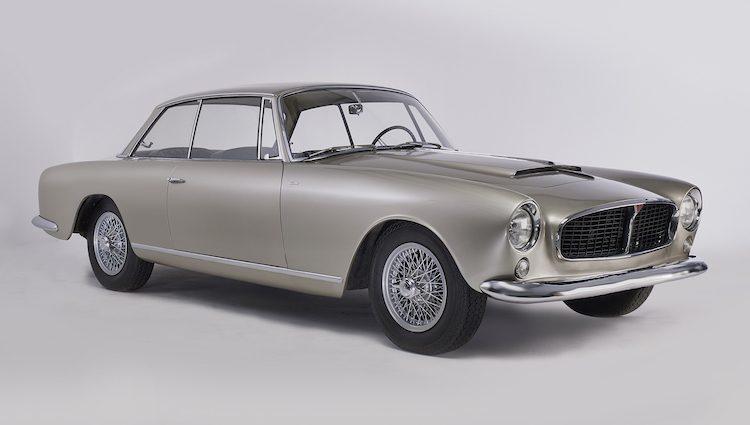 Rolls-Royce rivaal Alvis maakt nieuwe parels