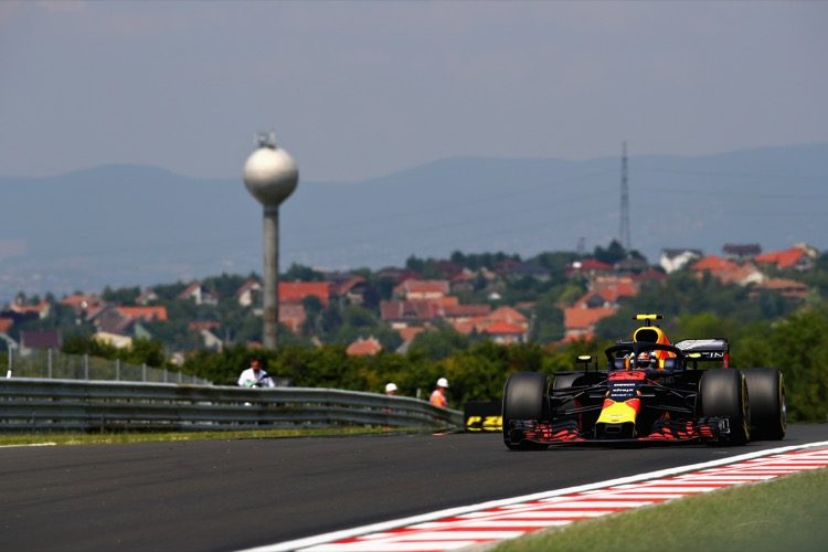 F1 Grand Prix Hongarije '19