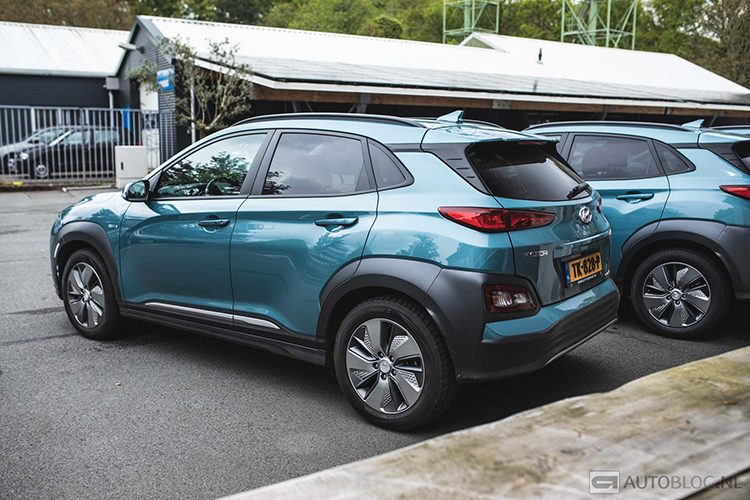 Hyundai Kona rijtest en video