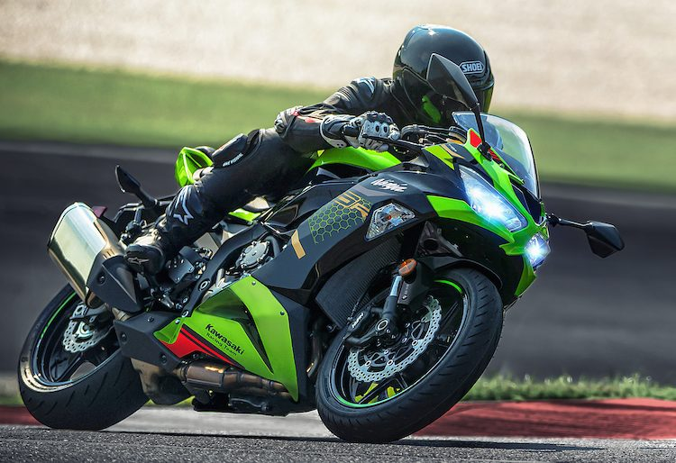 Kawasaki 2020 kleuren: 50 shades of Green?