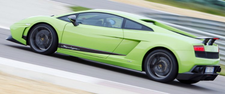Lamborghini Gallardo LP570-4 Superleggera '10