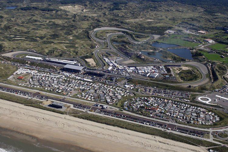 Zandvoort mag geen kombocht krijgen, als het aan Pirelli ligtZandvoort mag geen kombocht krijgen, als het aan Pirelli ligt