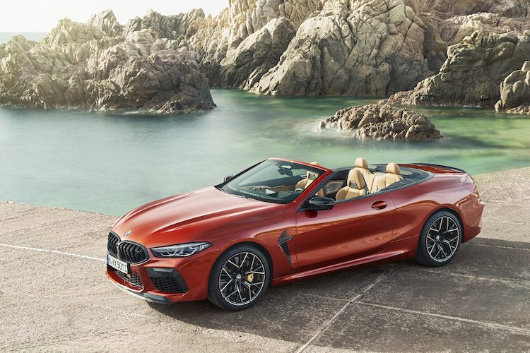 Officieel: BMW M8 (Competition) Coupé & Cabrio