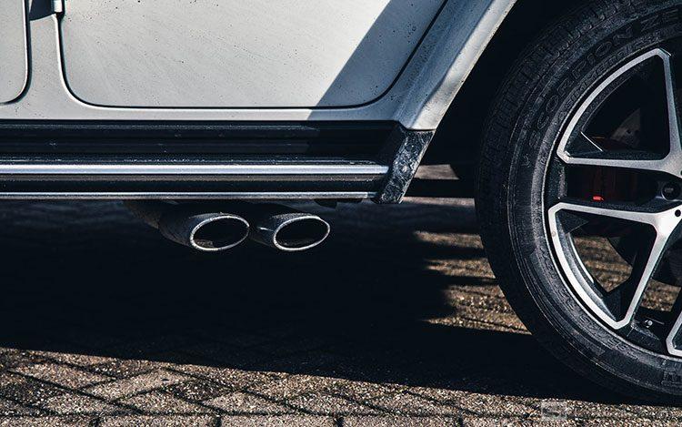 Mercedes AMG G 63 rijtest en video