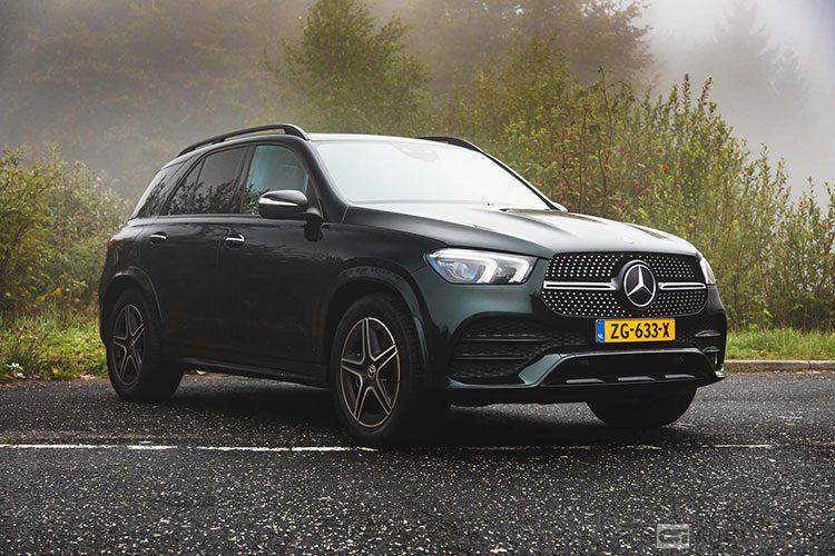 Mercedes GLE 450 rijtest en video