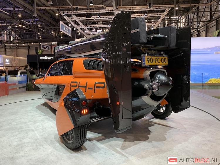 Zoveel vliegende auto